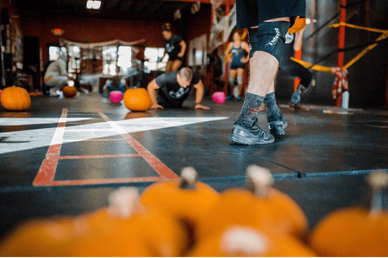 CrossFit Chesapeake Grand Re-Opening October 2020